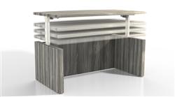 Aberdeen Sit Stand Desk