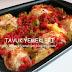 fırında sebzeli tavuk baget yemeği