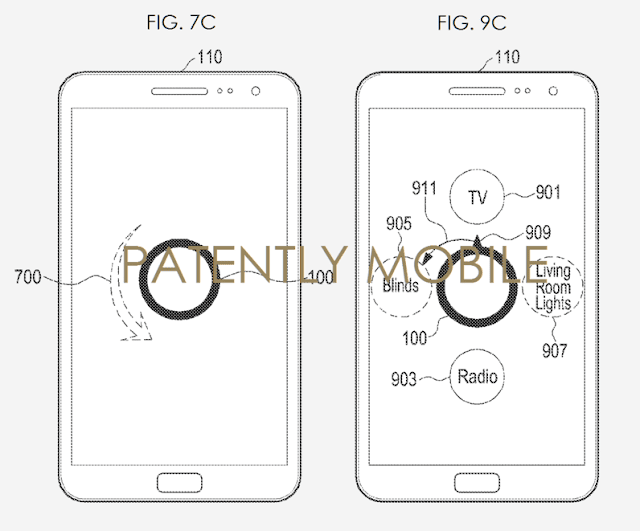 samsung patents rings