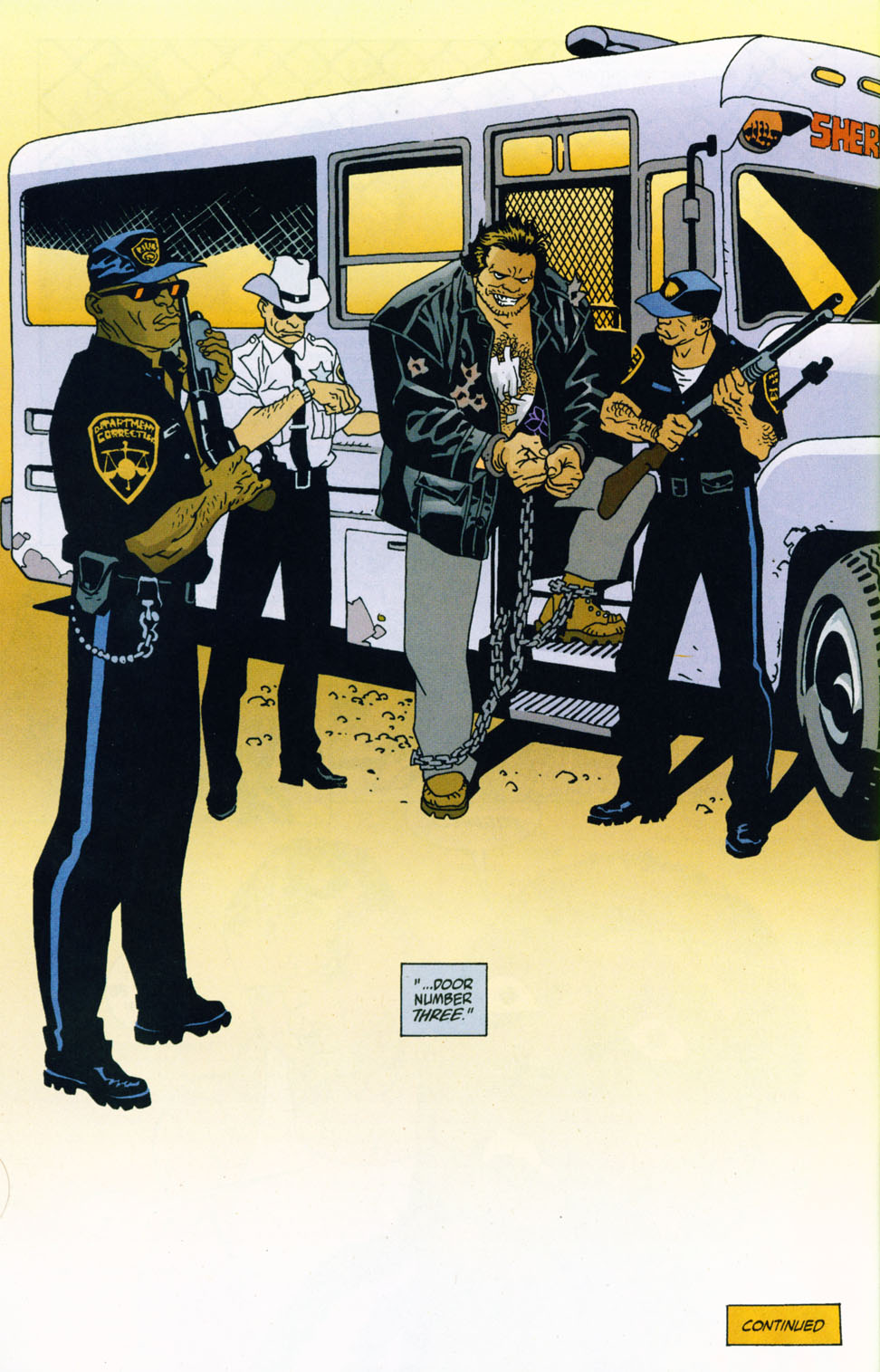 Read online 100 Bullets comic -  Issue #43 - 24