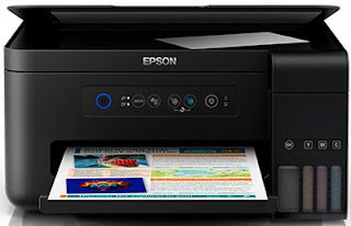 For those of you who have problems with drivers Epson L Epson L4150 Drivers Download