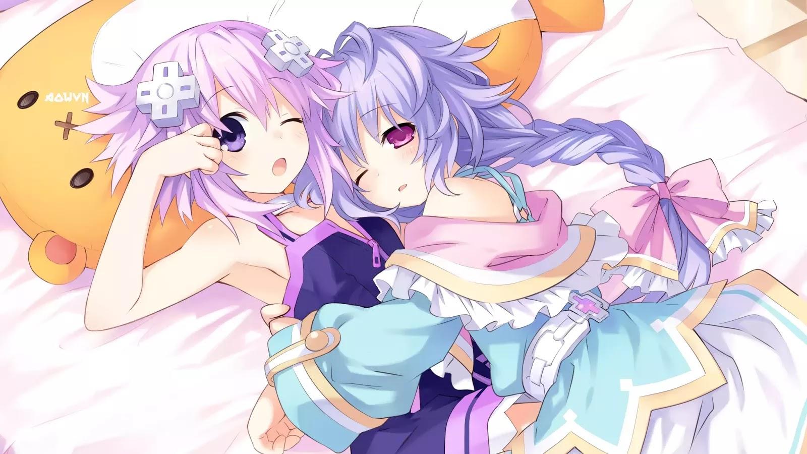 AowVN.org min%2B%252839%2529 - [ Hình Nền ] Game Hyperdimension Neptunia cực đẹp | Anime Wallpapers