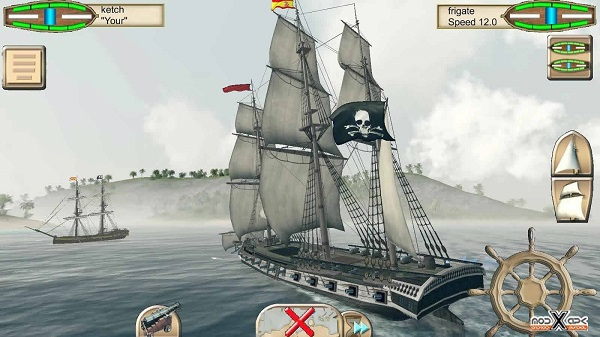 Download The Pirate Caribbean Hunt Mod APK Game