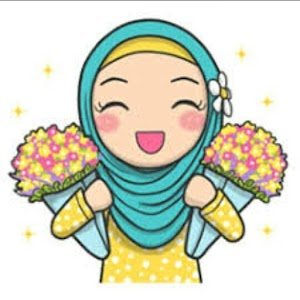 Hijaber Funny and Cute Animation