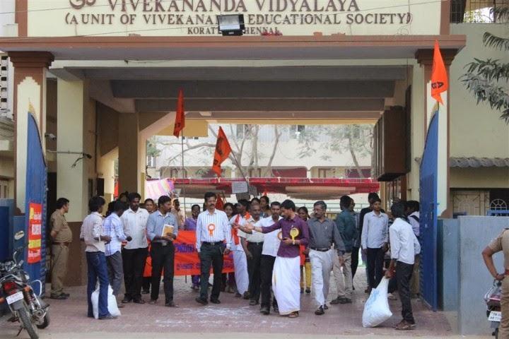 ABVP Tamilnadu calls for a change - Vishwa Samvad Kendra - Tamilnadu