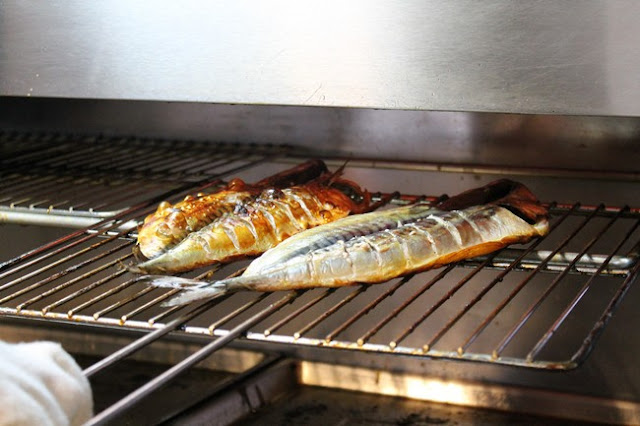 Grilled Mackerel Di Gosame