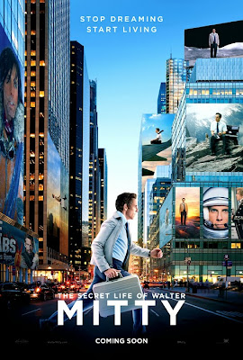 Poster oficial pentru filmul The Secret Life Of Walter Mitty
