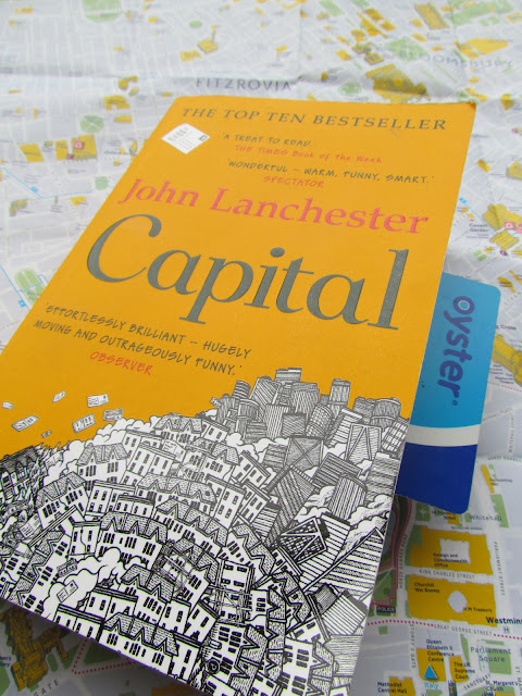 Image result for capital john lanchester