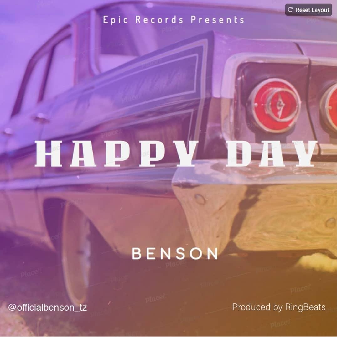 Benson – Happy Day Mp3