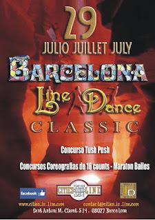 Barcelona Line Dance Classic