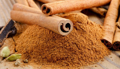 Cinnamon  to grow your hair faster and thicker