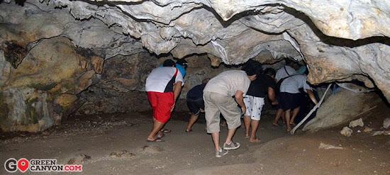 Goa Alam di Taman Wisata Alam Pangandaran