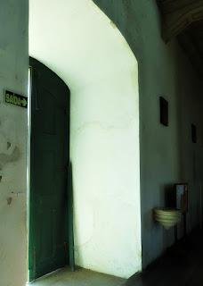 Parede de 1,80 metros da Igreja Matriz Nossa Senhora da Conceição, Viamão