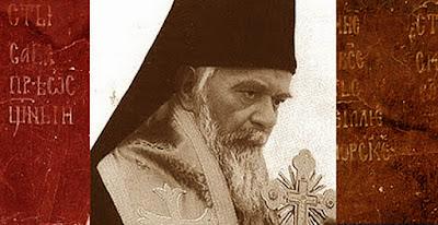 Bishop of Zica, Nicholai (Velimirovich)