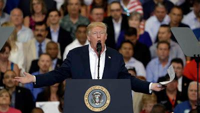 Suecia pide explicación a EEUU por alusión de Trump a supuesto atentado