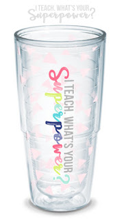 Did you know you can personalize your own Tervis Tumbler?