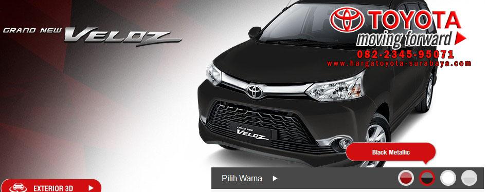 Harga Grand New Avanza Veloz 2015 Bemper Grend Nganjuk Toyota Madura