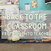 Back to the Classroom (Coach to Teacher)