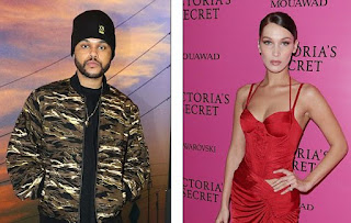 the weeknd sent a flawer to bella