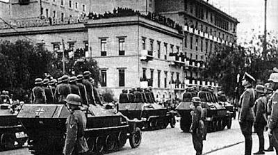 Τανκ στη διάρκεια της Κατοχής / Greek occupation tanks