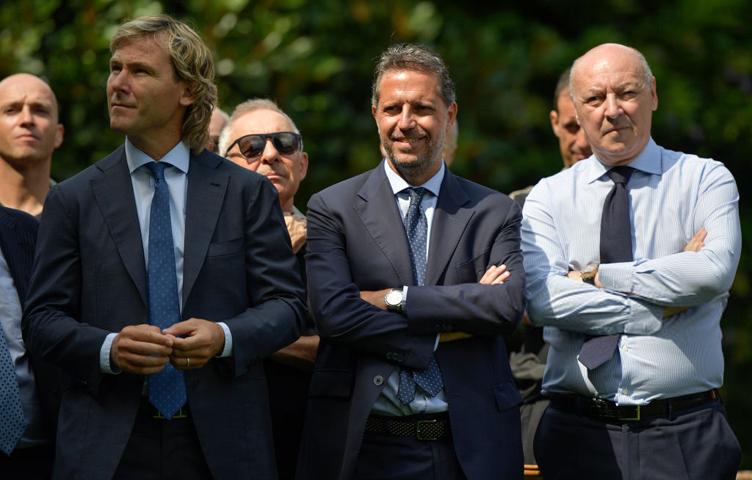 """Marotta: """"Favoriti za Scudetto? inter i Juventus!"""""""