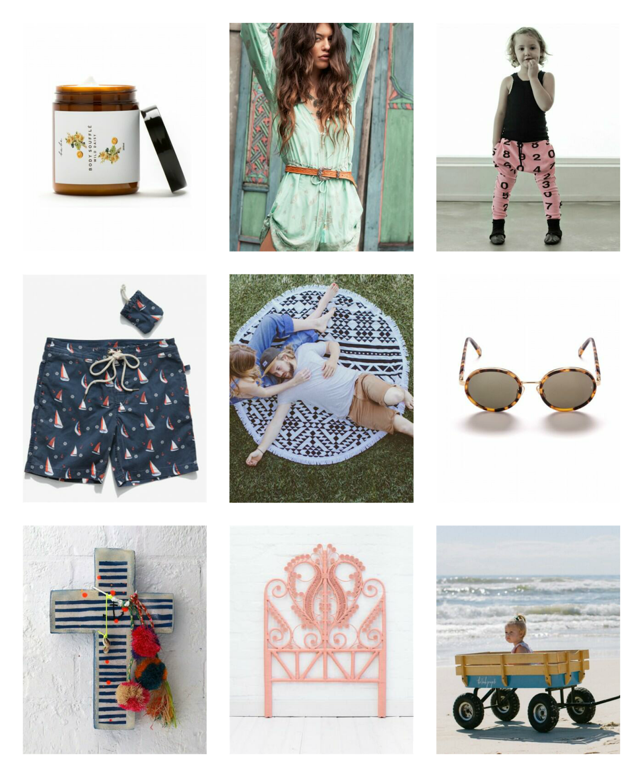 CHAMOMILE AND PEPPERMINT BLOG - Hunters and Gatherers New Website Launch