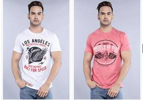 MYVISHAL MEGA LOOT OFFER BUY T-SHIRTS FOR Rs.42!!!