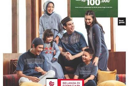 Katalog Matahari Department Store PROMO Terbaru 24 - 26 Mei 2019