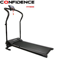 Confidence Power Plus Motorized Electric Treadmill, review features compared with GTR Power Pro