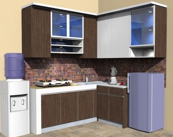 gambar kitchen set sederhana - desainrumahidaman.xyz