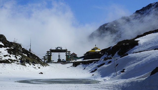 Tawang is located in the north-West part of Arunachal Pradesh.It is the top location for every Honeymoon couples.