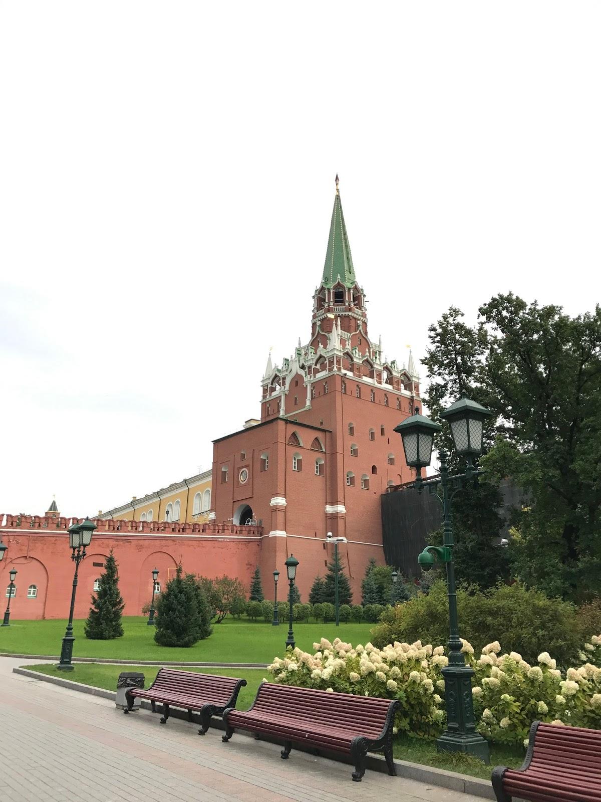 Kremlin -  Moscou