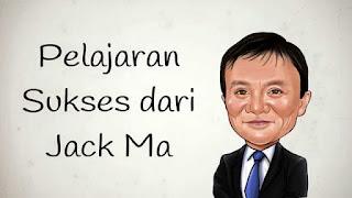 Sukses Jack Ma