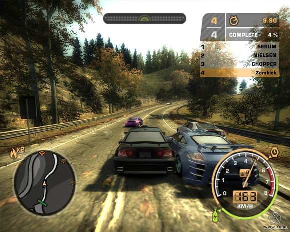 Download Need For Speed Most Wanted Full RIP