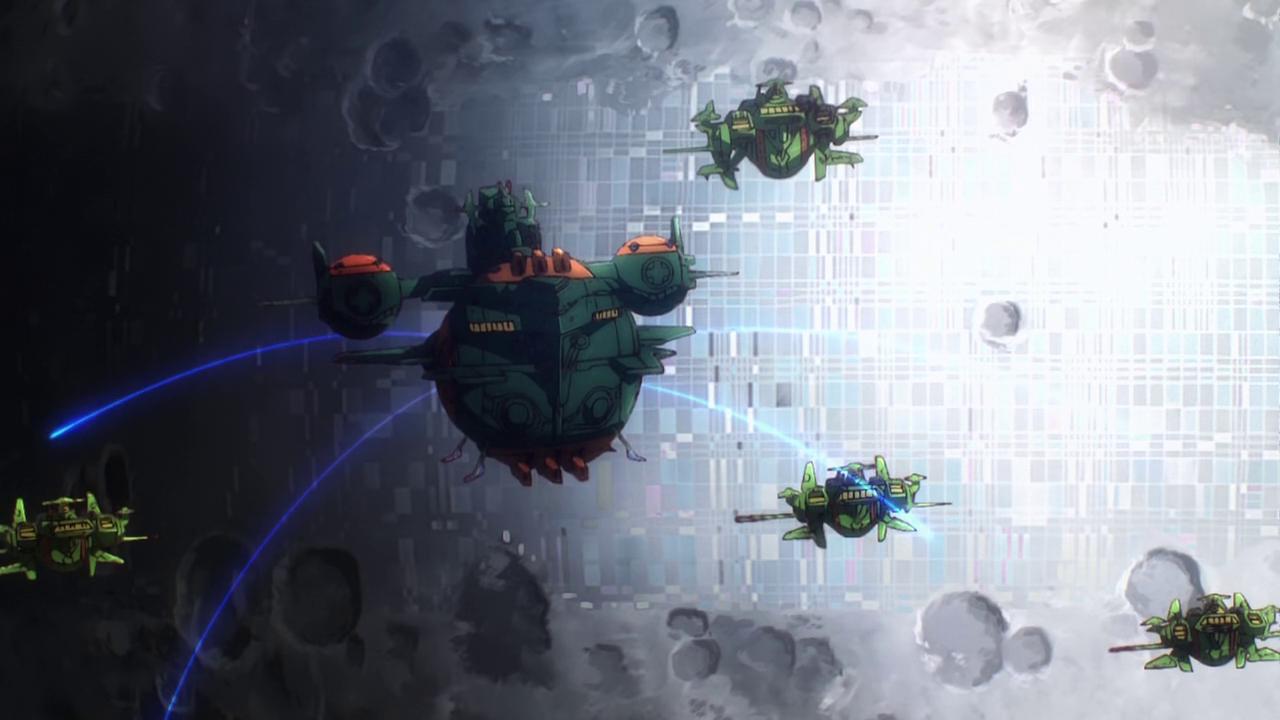 Resoconto Gundam Reconguista in G ep 12