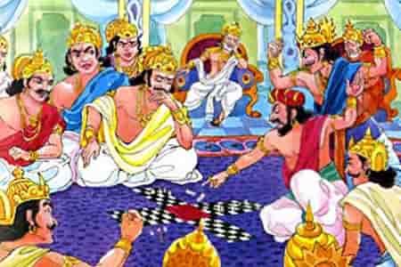 Shakuni Cheated Pandavas In Gambling Story Mahabharat | कौरवों का कपट ~ महाभारत