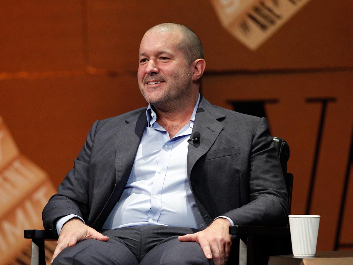 TOP 6 -Jony Ive, 49 tuổi, Giám đốc Thiết kế, Apple Inc