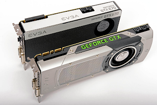 Placa de vídeo GeForce GTX 770