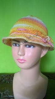 Topi Pantai Anak