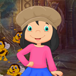 Games4King - Find My Kidnapped Girl Escape