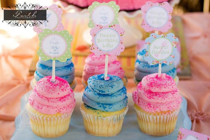Kara S Party Ideas 7th Birthday Secret Garden Party Garden Party