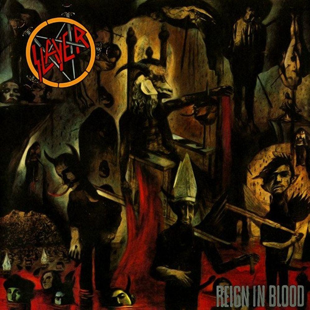 Discoteca Básica Bizz #169: Slayer - Reign in Blood (1986)