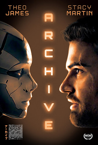 Archive (Web-DL 720p Ingles Subtitulado) (2020)