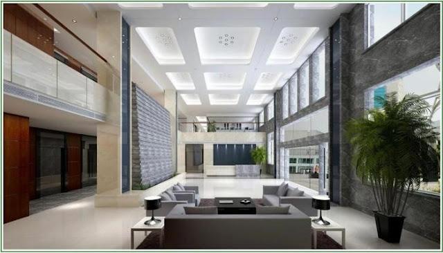 best office lobby design