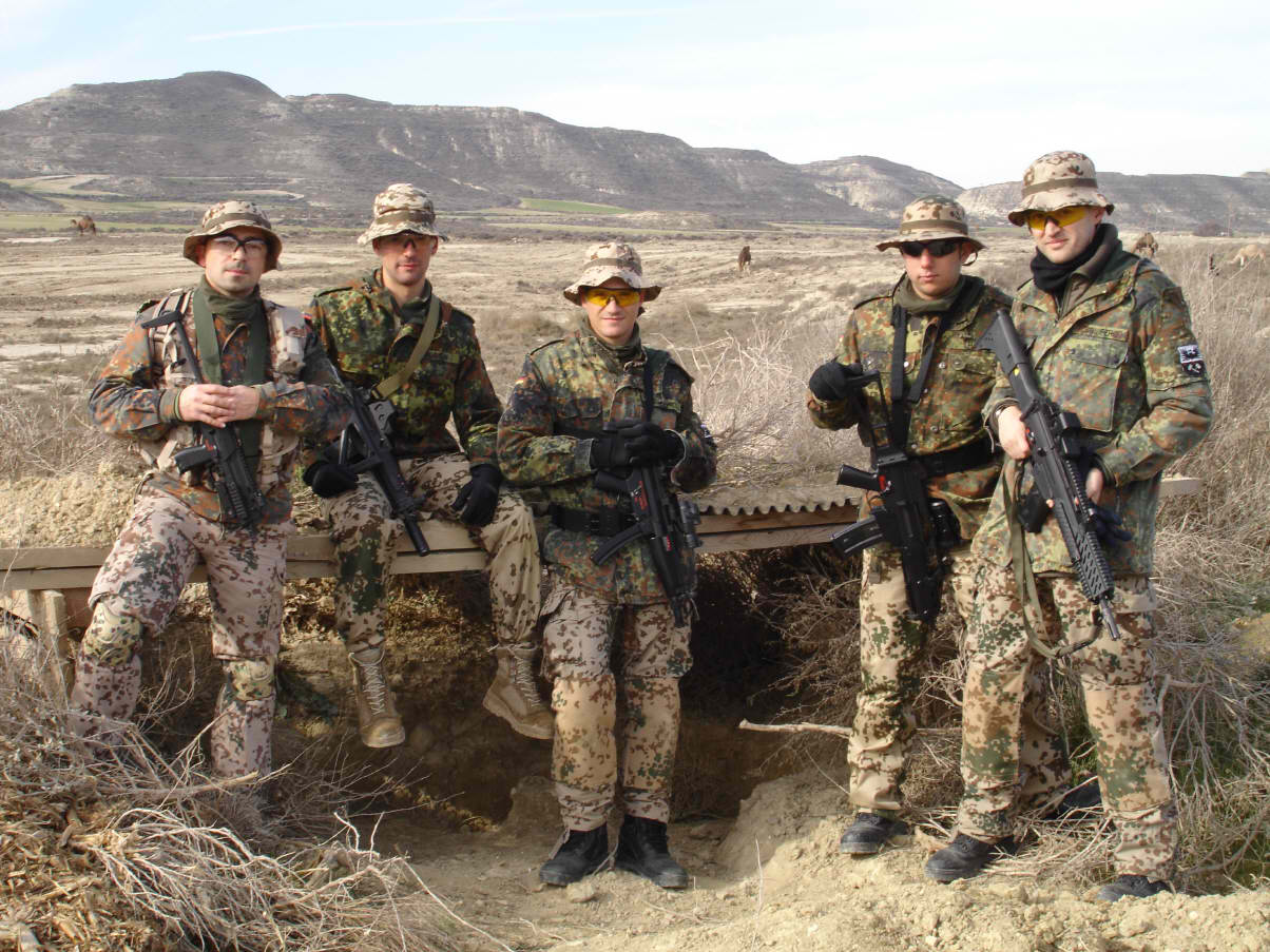 Airsoft Group 46