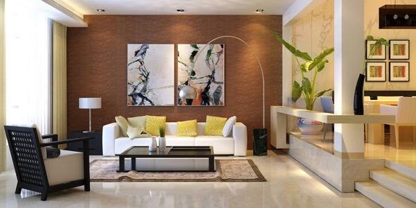 Mengatur dekorasi ruang tamu sanggup sangat bervariasi tergantung ukuran ruangan yang Anda mi Tips Dekorasi Furnitur Ruang Tamu Unik