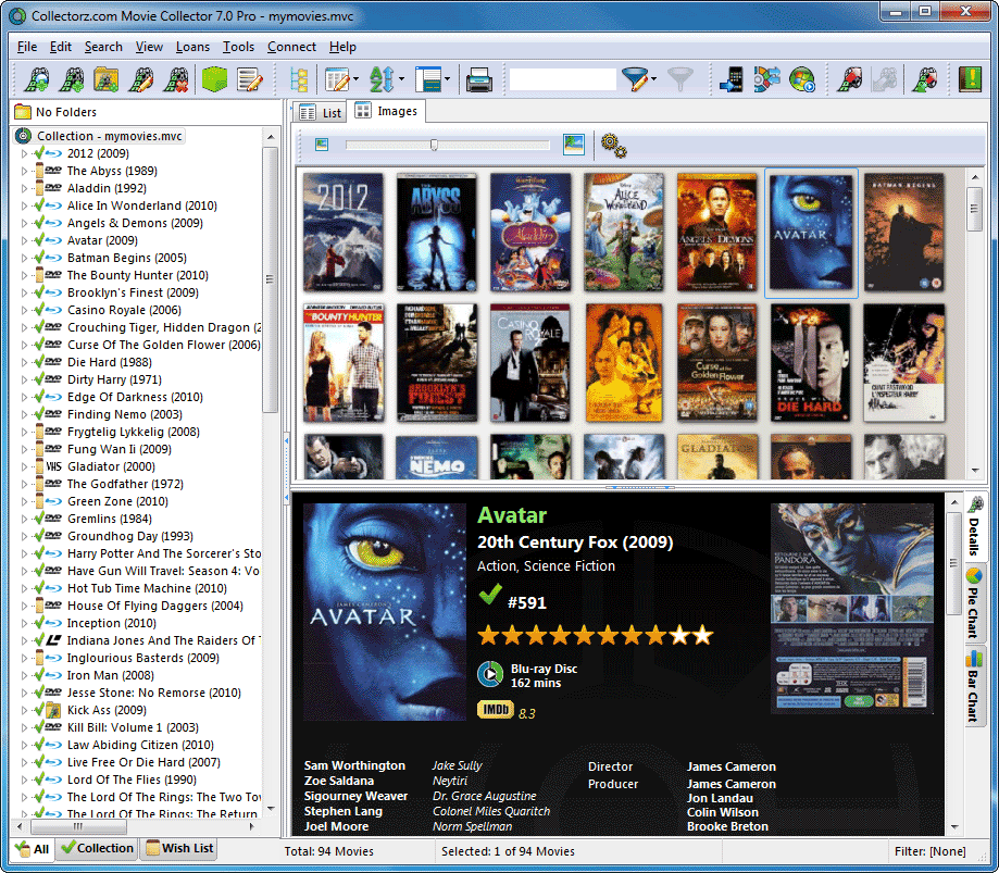 Collectorz.com Movie Collector Pro 5.5.2-TE with crack Serial Key