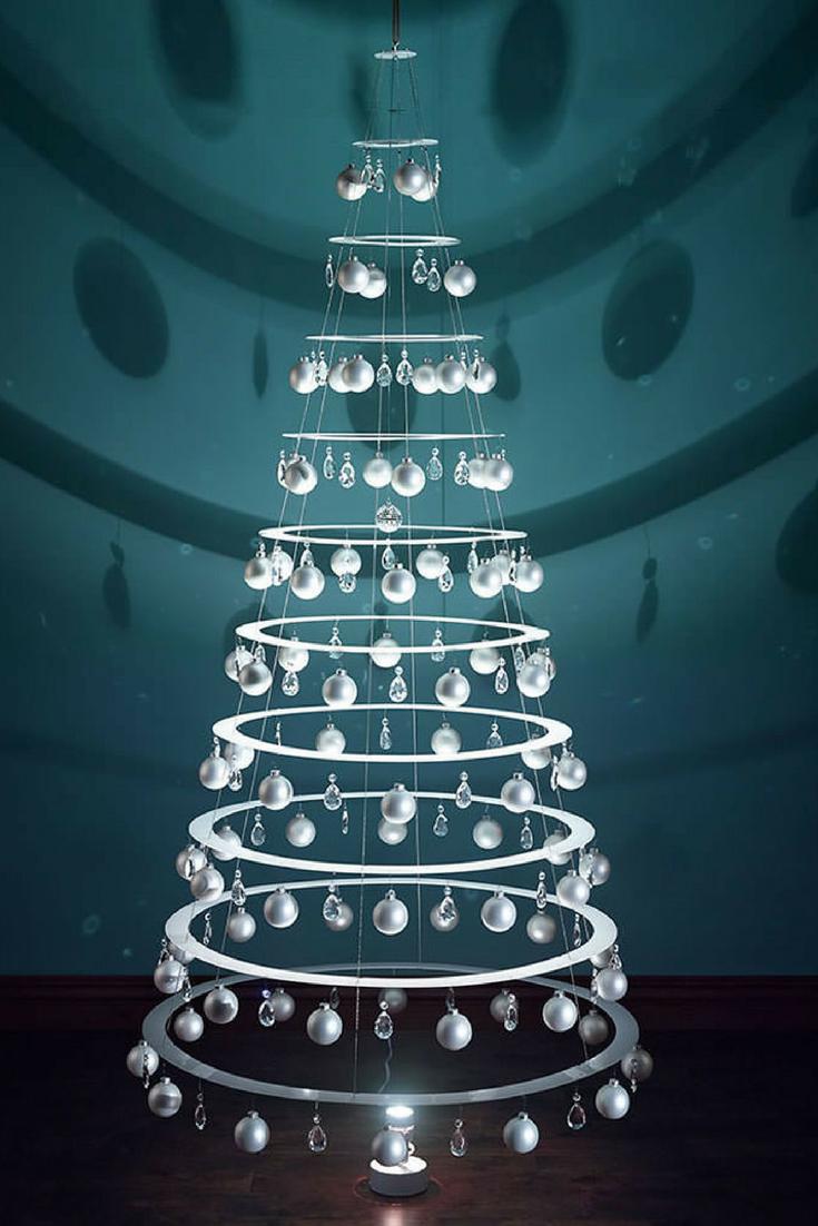 Lightweight Christmas Tree