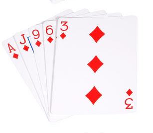 Urutan Kombinasi Kartu Tertinggi Dalam Poker Online