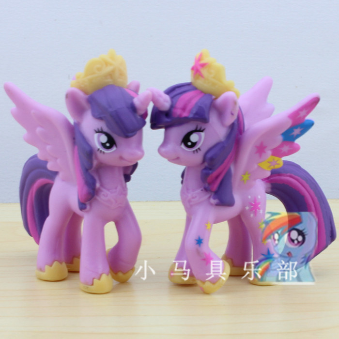 Wave 12 Twilight Sparkle Factory Error Blind Bags